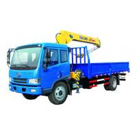 Quality Telescopic Boom Truck Crane 6300kg For Safety Transportation for sale