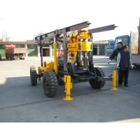 Wholesale Portable Geological Drilling Rig Compact High Rigidity Mechanical Transmission from china suppliers