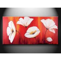 China Cheap Flower Indoor / Interior Paint Handmade Oil Painting, Wall Art Decoration HHD109 on sale
