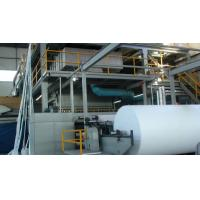 Wholesale Single S Type PP Spunbond Nonwoven Making Machine For Non Woven Bags from china suppliers