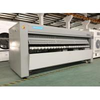 Wholesale Automatic Ironing And Folding Machine , Automatic Laundry Folder 100% Free Standing from china suppliers