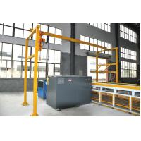 China Large Radius Electrostatic Spray Painting Equipment Excellent Facility Utilization on sale