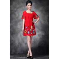 China Women's Dress with Sequins on sale