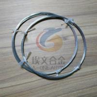 Wholesale NI-SPAN-C Alloy 902 UNS N09902 constant elastic alloy wire/strip from china suppliers