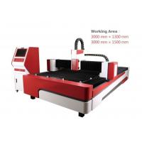 Wholesale 750w /1000w / 1500w Fiber laser cutting machine for stainless steel aluminum from china suppliers