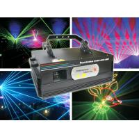 Wholesale Stable 3W RGB Laser Light for Medium-sized Bar, Small Performance Stage and Wedding from china suppliers