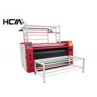 Wholesale Advertising Slogan Roll To Roll Heat Transfer Machine CE Silent Operation from china suppliers