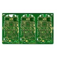 Wholesale Immersion Gold SMT 4 Layer FR4 PCB Circuits Layout Copy and Design Assembly from china suppliers