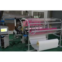 Wholesale 1.6 Meters Duvet Single Head Quilting Machine Low Maintenance 3.5KW Rating Power from china suppliers