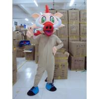 Wholesale High quality party costume mascot event costumes Wild boar advertising mascot from china suppliers