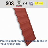 Buy cheap high quality metal roofing tile from wholesalers