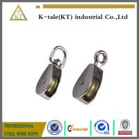 Wholesale China factory hot Sales Small Metal Pulley With Plastic Wheel Pulley from china suppliers