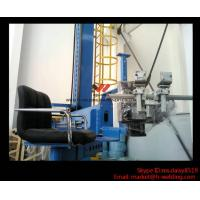 Wholesale Automatic Pipe Welding Manipulators for Tanks and Vessels , VFD Control 120 - 1200 mm/min from china suppliers