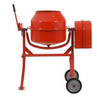 Wholesale Construction Machinery Garden Mini Concrete Mixer with Electric Motor from china suppliers
