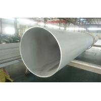 "Wholesale Large Diameter Seamless Pipe , Cold Drawn Stainless Steel Tube 28"" 710mm OD from china suppliers"