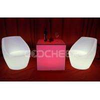 Wholesale Modern Rechargeable Led illuminated outdoor furniture For Garden And Patio from china suppliers