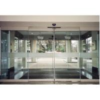Wholesale Frameless automatic glass sliding doors for Shopping center / mansion from china suppliers