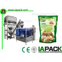Wholesale Seasoning Powder Packaging Machine , Auger Type Powder Filling Machine from china suppliers