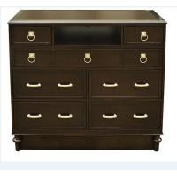 Wholesale wooden dresser/ chest,M/F combo ,console,hospitality casegoods DR-81 from china suppliers