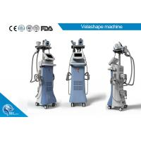 Wholesale Weight loss slimming beauty machine velashape + vacuum + roller +  rf + led 5 in 1 system from china suppliers