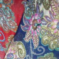 Wholesale Spun voile BF-7100 finishing printing from china suppliers