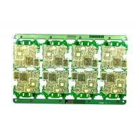 Wholesale High-tg FR-4 HDI Industry Control Quick Turn Printed Circuit Board OSP from china suppliers