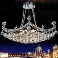 Wholesale 2016 New Style Crystal Chandeliers Lighting Fixture Crystal Light Lustres de cristal for Living Room Ceiling Lamp Free S from china suppliers