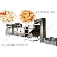 Buy cheap Customer made pine nuts roaster machine for sale/ pine nuts baking equipment from wholesalers
