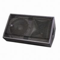 Wholesale Powerful Compact Two-way Professional Speaker with Rated Power of 300W from china suppliers