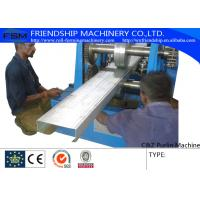 Wholesale Durable 18 Stations Roll Forming Line For Galvanized C Z Purlin from china suppliers