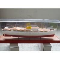 Wholesale Ferry boat Ship Model With Glass Fiber Reinforced Plastics Hull Material from china suppliers