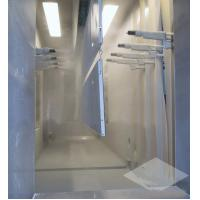Wholesale Security Doors Manual And Automatic Spray Paint Transfer Coating Production Line from china suppliers