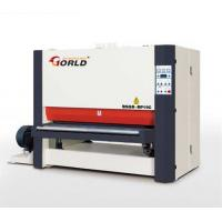 Wholesale BSGR-RP19C Two Heads 1900mm Working Width One Side Wide Belt Sander from china suppliers