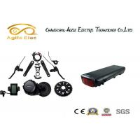 Wholesale Mid Crank City Electric Bicycle Motor Kit 20A Continuous Discharge Current from china suppliers