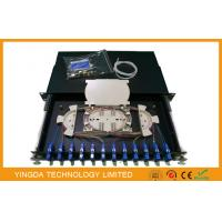 Wholesale 12 Port Fiber Optic Patch Panel from china suppliers