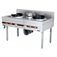 Wholesale Electric 220V Commercial Gas Cooking Stoves 50Hz For Fast Cooking In Low Energy from china suppliers
