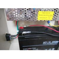 Wholesale Single Output CCTV 12 Volt DC 4Amp Power Supply CE / IEC High Efficiency , UPS13.8V from china suppliers