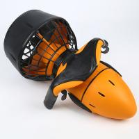 Handheld  Electric Powered Sea Scooter With Camera 30 Meters Depth Rating