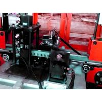 Wholesale Off Line 3 Face PVC Profile Extrusion Line , Automatic Punching Machine from china suppliers