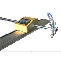 Buy cheap Steel Plate Correction Function Portable CNC Plasma / Flame Cutting Machine With THC from wholesalers