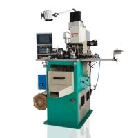 Buy cheap Automatic Air-core Coil Winding Machine with Peeling Made In China from wholesalers