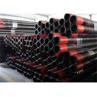 Wholesale API 5CT 1-20 Inch  Petroleum Oil Casing Pipe K55 J55 N80 With Black Painting Surface Treatment from china suppliers