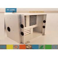 Wholesale High Reliability 6U Rack Mount Fiber Optic Distribution Frame Local Area Network from china suppliers