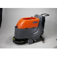 Wholesale Modern Walk Behind Floor Scrubber Supermarket / Factory Cleaning Equipment from china suppliers