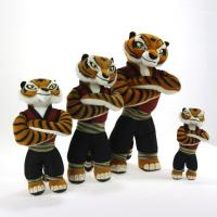 Wholesale Lovely Kungfu Panda Tigress Cartoon Stuffed Animals For Promotion Gifts from china suppliers