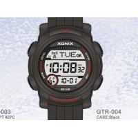 Wholesale Gents Digital Radio Controlled Watches With Automatic Time Adjustment from china suppliers