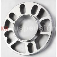 Wholesale Forged Silver CNC Machining Car Wheel Spacers , Aluminum Wheel Adapters from china suppliers