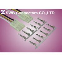Wholesale Wire To Wire Electrical Wire Connectors 6.2mm Pitch For Automobile / Laptop from china suppliers