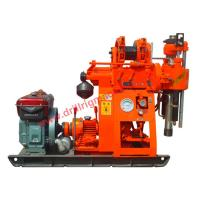 Wholesale XY-1 multifunctional 75mm diameter mining soil exploration water well 100m drilling machine from china suppliers