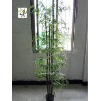 Wholesale UVG PLT13-2 indoor bonsai silk artificial bamboo for office decoration from china suppliers